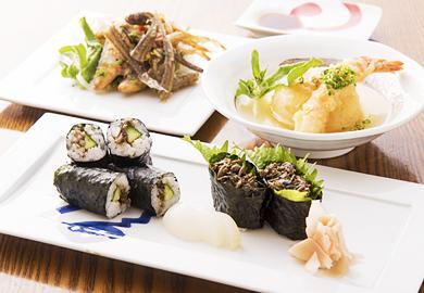 鮨処 だるま寿し 小野和則の「がん漬け」 | 九州の味とともに 夏 | 霧島酒造株式会社